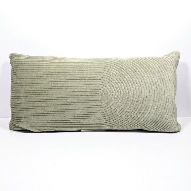 adorable quilted velvet oversize lumbar throw pillow project 62 12x24