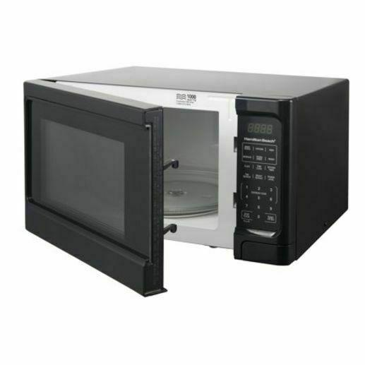 hamilton beach p100n30ap s3b digital microwave oven black for sale online ebay