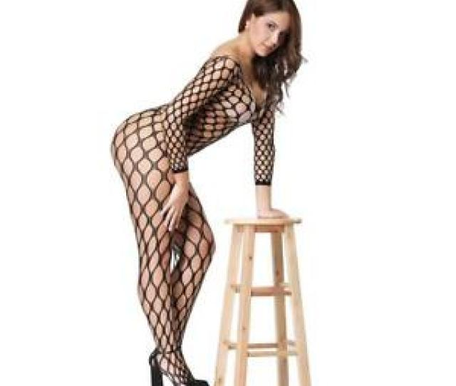 Image Is Loading Bodystocking Crotchless Bodysuit Sexy Fishnet Lingerie Women Nightwear