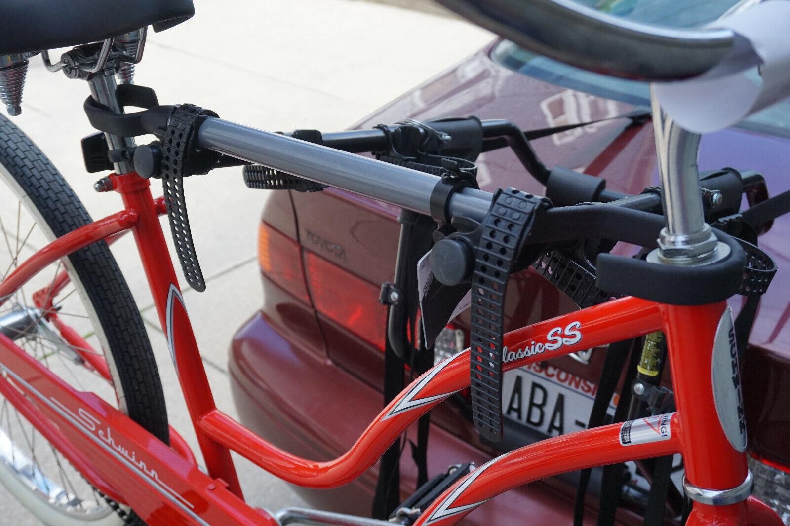 bike rack cross bar