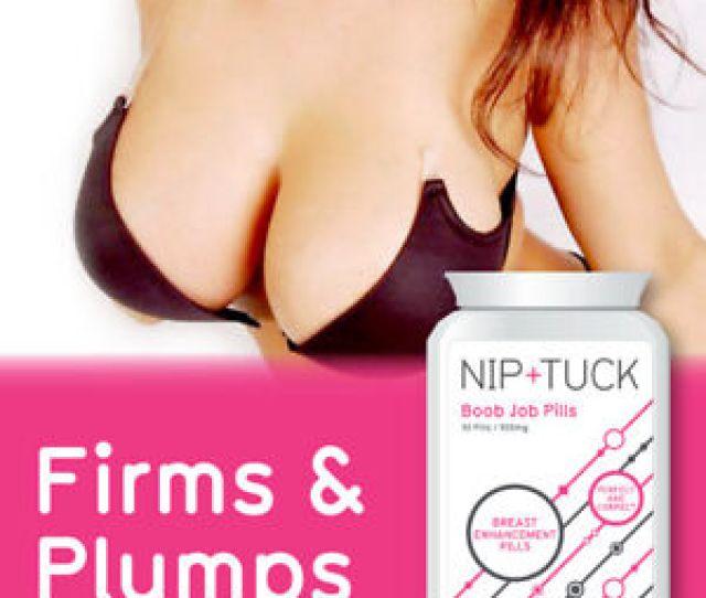 Image Is Loading Nip Amp Tuck Boob Job Tablet Breast Enhancement