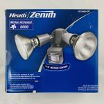 Heath Zenith Sl 5630 Bz D 180 Degree Halogen Motion Sensing Security Light For Sale Online Ebay