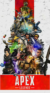 details about apex legends hot game poster 44x24