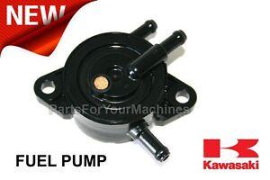 Kawasaki Fuel Pump By Mikuni Fh531v Fh541v