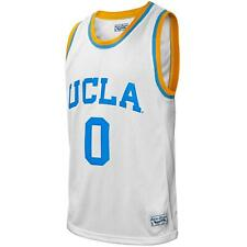 UCLA Bruins Kevin Love #42 Retro Brands Men's White ...