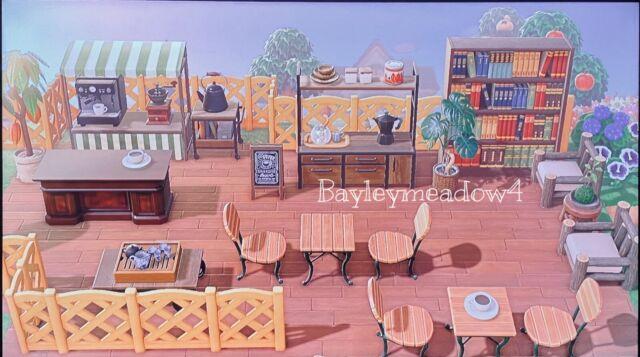 Animal Crossing **MY ORIGINAL DESIGN** Deluxe Outdoor ... on Animal Crossing New Horizons Bedroom Ideas  id=35708