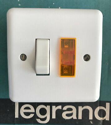 Ancien Legrand Neptune Interrupteur Lumineux Sans Le Voyant Vintage Neuf Ebay