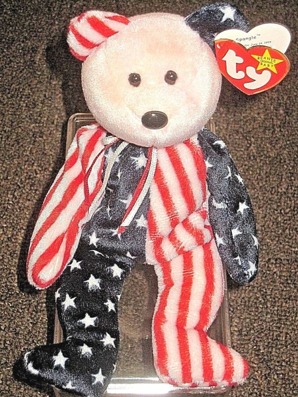 If You Somehow Still Have These Beanie Babies, You Could Strike It Rich