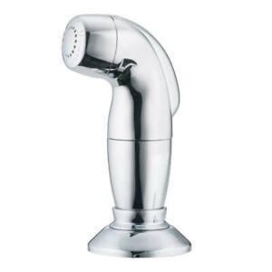 details about moen kitchen faucet side spray sprayer replacement universal part repair chrome