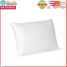 beautyrest latex foam pillow standard 2