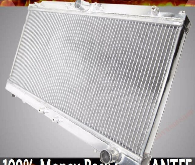 Dual Core Radiator Fits 95 99 Mitsubishi Eclipse Eagle Talon 2 0