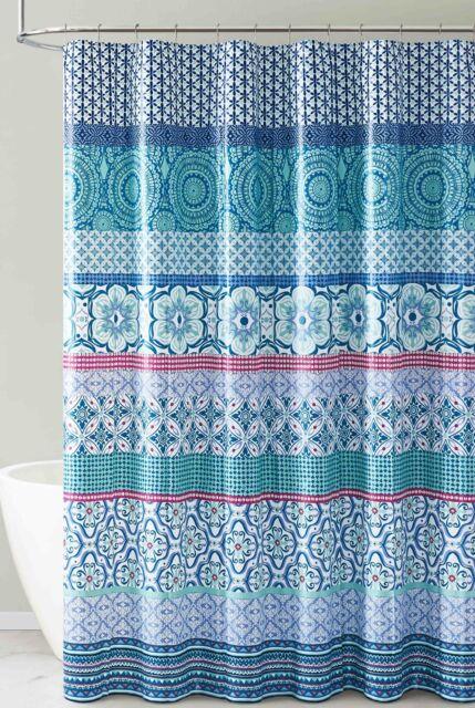 gobi desert cactus peva shower curtain