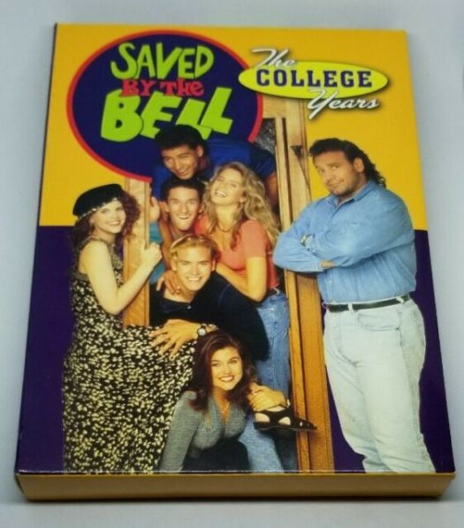 Saved by the Bell The College Years Complete Series Zack ...