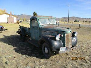 1939 Chevrolet 1500
