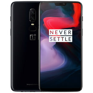 Oneplus 6 Smartphone Android 8.1 Snapdragon 845 Octa Core WIFI GPS Touch ID NFC