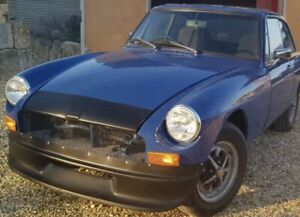 MGB GT 1.8 1975 Unfinished Restoration Project