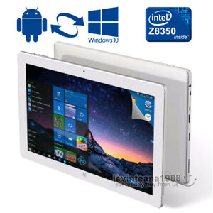 "10.1"" Cube iWork10 Ultimate 4GB RAM 64GB ANDROID 5 WINDOWS 10 DUAL OS TABLET PC"