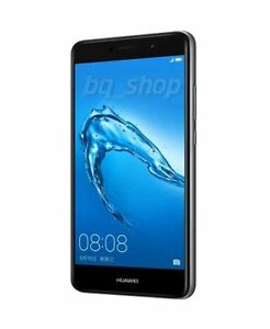"Huawei Y7-Prime Black Dual SIM 32GB Octa Core 5.5"" 12MP 3GB RAM Phone By FedEx"