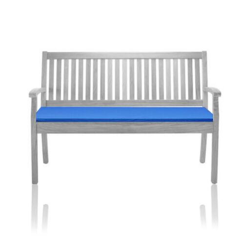 mobel garden bench cushion 2 3 seater outdoor patio furniture waterproof 6cm thick garten terrasse elite eshop eu