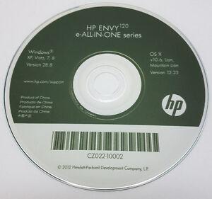 Clone Hp Printer Cd Driver Software Disc For Envy 120 E