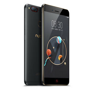 "ZTE nubia Z17 Mini 5.2"" Snapdragon Octa core Smartphone Dual Rear Camera 64GB"
