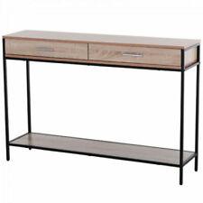 slim console hall table 30 cm deep