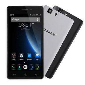 "DOOGEE X5 HD 5"" Quad Core Android 5.1 3G Dual Sim 1GB+8GB Unlocked Smartphone"