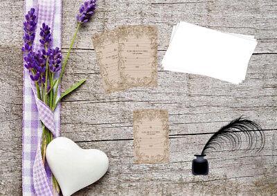 Diy Wedding Invitations Write Your Own