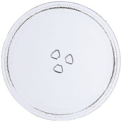kitchen dining small 9 6 24 5cm microwave glass plate turntable replacement for sale online ebay