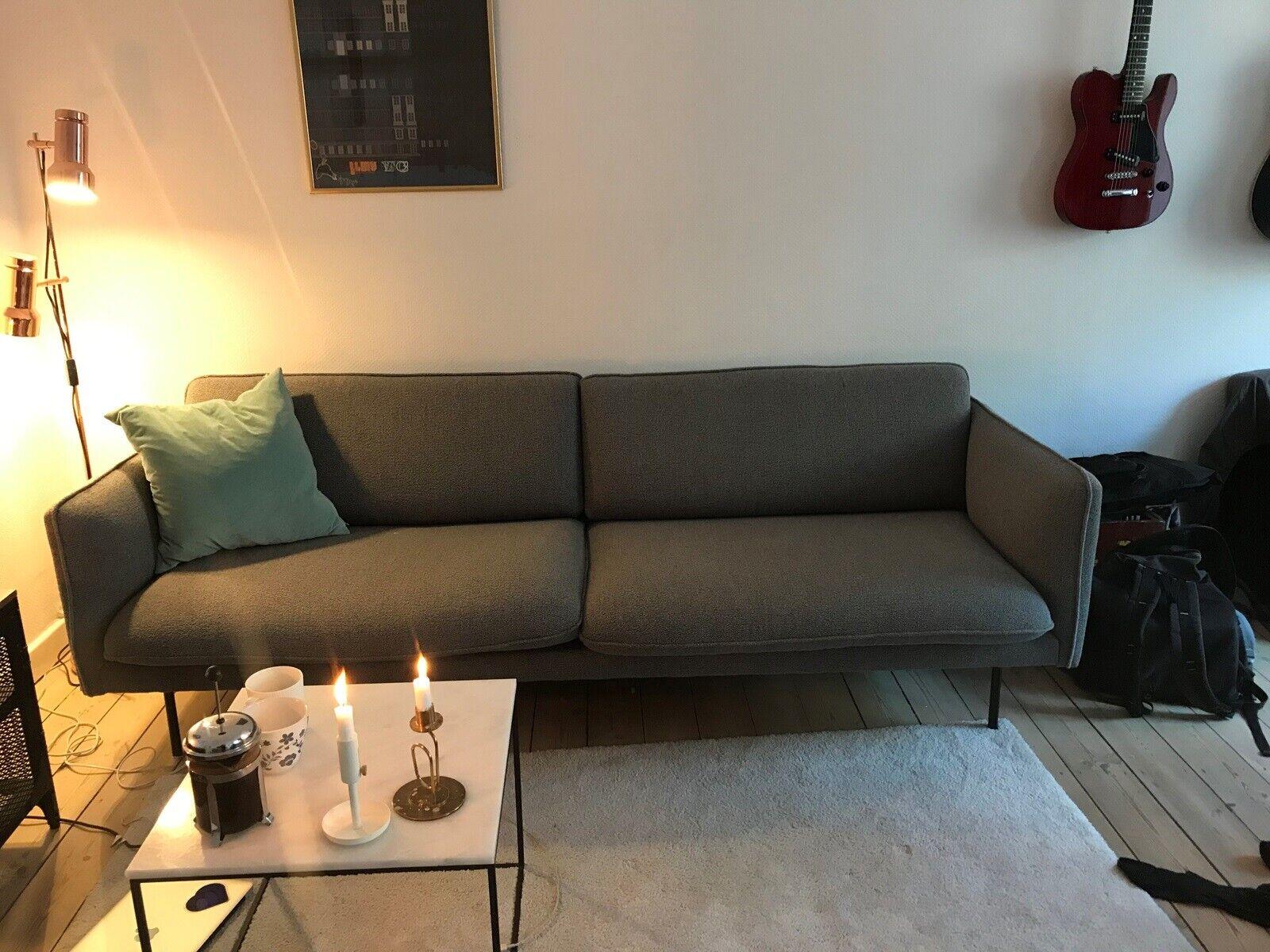 Sofa 3 Pers Levon Ilva Idemobler Dba Dk Kob Og Salg Af Nyt Og Brugt