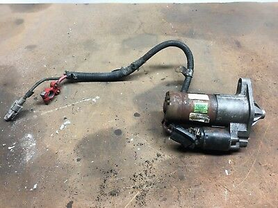 Chevy Corvette Starter With Wire Harness