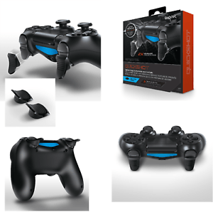 Bionik-Quickshot-Custom-Texture-Trigger-Stops-Locks-for-PS4-Controller