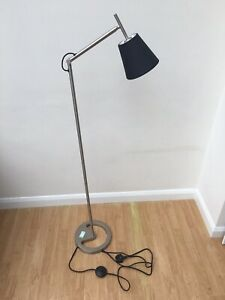 Ikea Nyfors Floor Standing Lamp Ebay