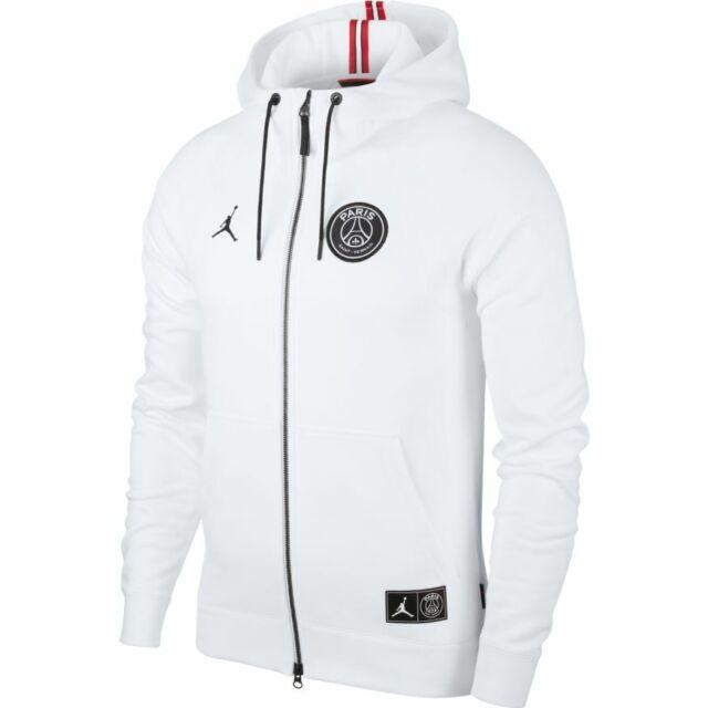 paris saint germain psg nike full zip jacke jacket hoodie sonderedition gr s