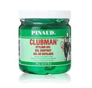 pinaud clubman styling gel 16 oz pack of 8 ebay