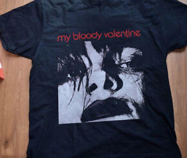 Image Is Loading Vintage Vtg S My Bloody Valentine Feed Me
