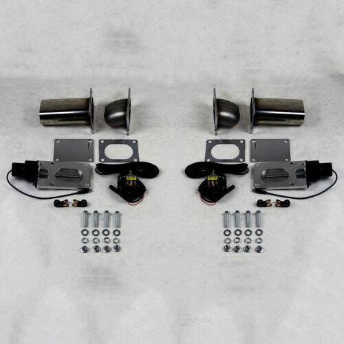 exhaust cutout granatelli motorsports