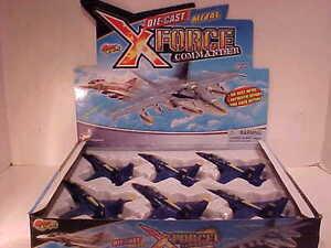 6 Pack of Blue Angels F-18 Super Hornet Jet 1:72 Diecast 9 ...