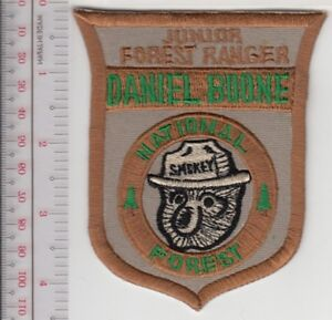 Were set up to do, and this did not include specific tasks that can only be done at the local level. Smokey The Bear Us Forest Service Junior Forest Ranger Badge Daniel Boone Nation Ebay