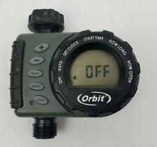 orbit 24600 digital hose sprinkler irrigation timer for vacation lawn plant a3