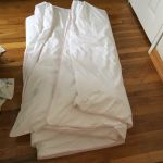 Rachel Ashwell Shabby Chic Capri Bedding Pink Contrast Laura Ashley Comforter Ebay