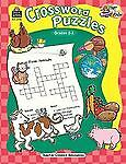 Start to Finish: Crossword Puzzles Grd 2-3: Crossword ...
