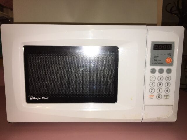 magic chef countertop microwave