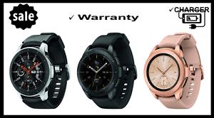 Samsung Galaxy Watch 42MM 46MM Silver / Black / Rose Gold SM800 SM805U Cellular