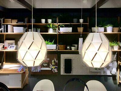 ikea design suspension luminaire lampe rond 35 cm luminaire de cuisine a ebay