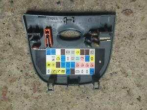Fuse Box On A Renault Scenic | Wiring Diagram