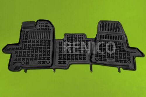 vehicle parts accessories ford transit custom 2013 present 3 portes 1 pieces tapis de sol en caoutchouc salondulivreathena