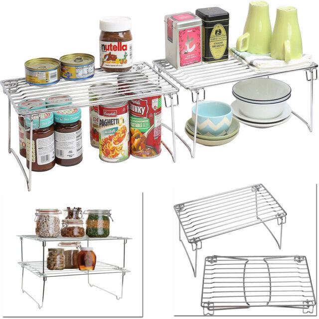 1tier foldable shelf kitchen cabinet