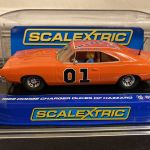 Scalextric Dukes Of Hazard General Lee No1 Dodge Charger 1969 C3044 Rare Bnib For Sale