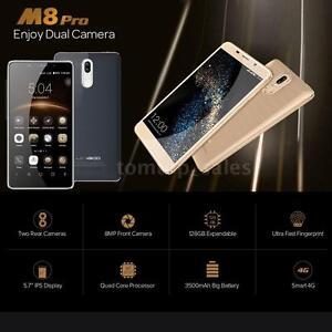 "Presale LEAGOO M8 Pro Smartphone 4G LTE Phone 5.7"" 2GB+16GB Android 6.0 D2J8"